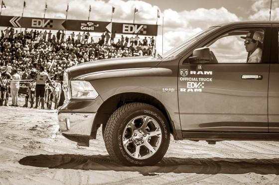 Por tercer año RAM es el vehículo oficial del Enduro del Verano