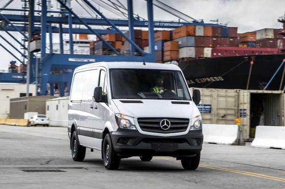 Nueva Mercedes-Benz Sprinter Worker
