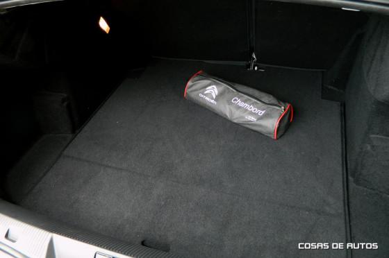 Test del Citroen C4 Lounge S - Foto: Cosas de Autos