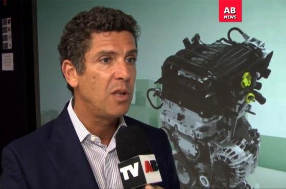 Carlos Gomes y el motor PureTech