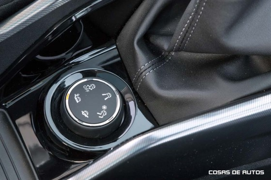 Grip control de Peugeot 2008