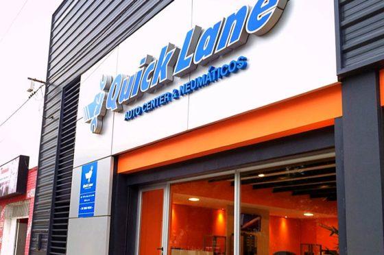 Se inauguró el primer Quick Lane independiente del mundo