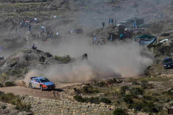 Hyundai y Paddon ganaron el Rally de Argentina