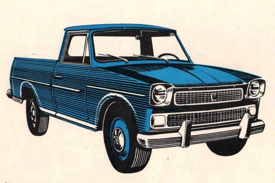 Rastrojero de 1968