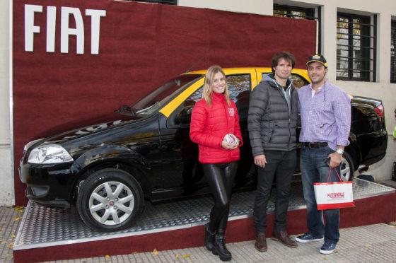 RSE: Fiat participó del evento solidario en beneficio del Hospital de Niños