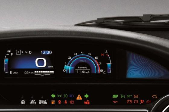 Cambios en el Toyota Etios