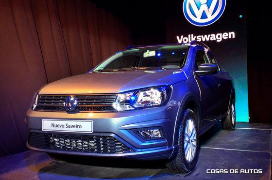 Nueva VW Saveiro