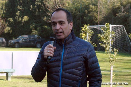 Pedro Martínez Díaz, gerente general de VW Argentina