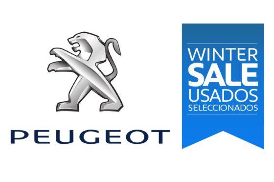 Peugeot Winter Sale