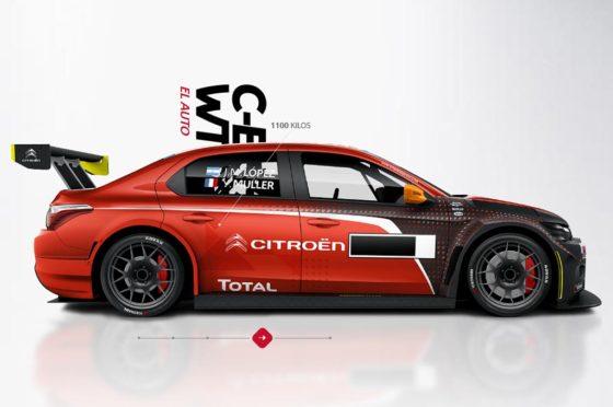 Concurso Citroen WTCC
