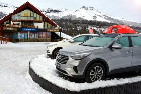El #SUV4ALL de Hyundai se expone en Chapelco