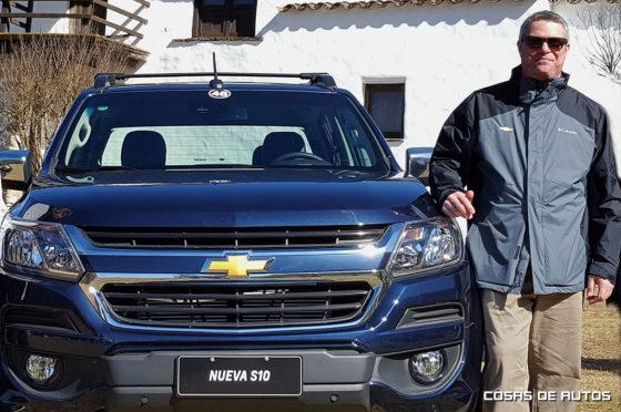 Carlos Zarlenga, presidente de GM Argentina.