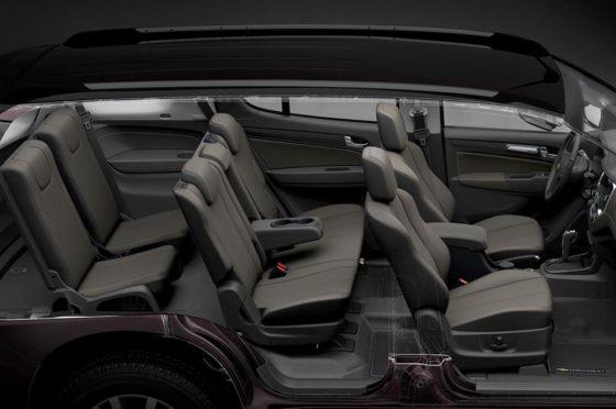 Nueva Chevrolet Trailblazer