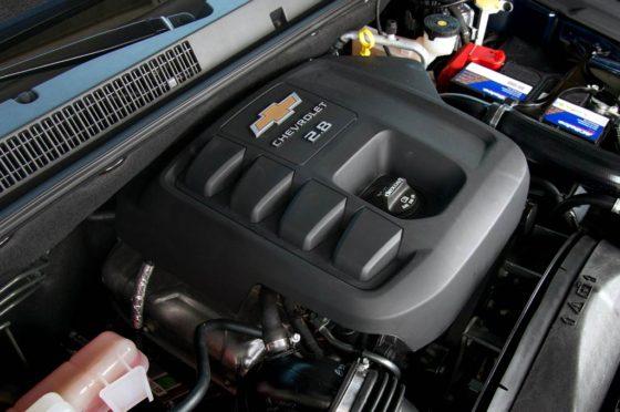 Nueva Chevrolet S10 2017