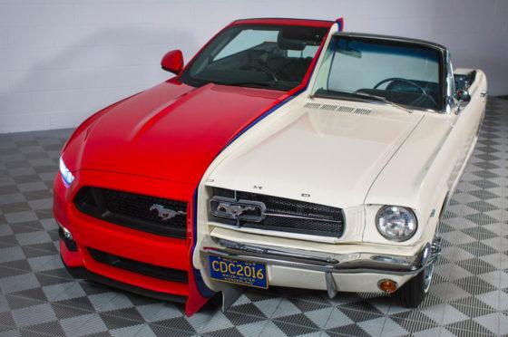 """El Ford Mustang ya tiene su lugar en el """"Hall de la Fama de los Inventos"""""""