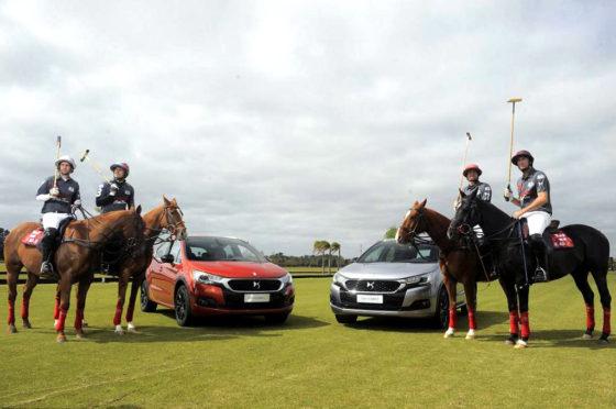 DS acompaña a Washington Polo