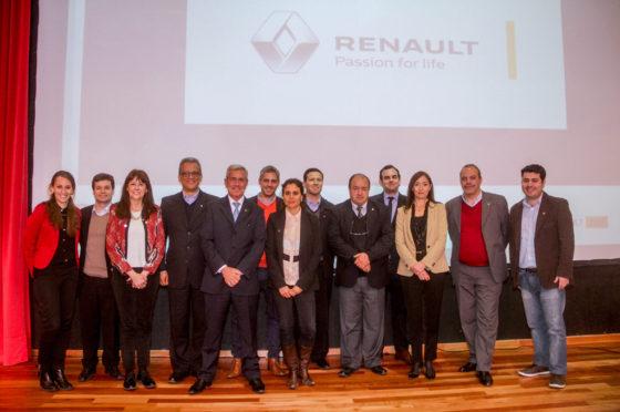 """Se puso en marcha el Programa """"Renault Experience"""" en la UTN Córdoba"""
