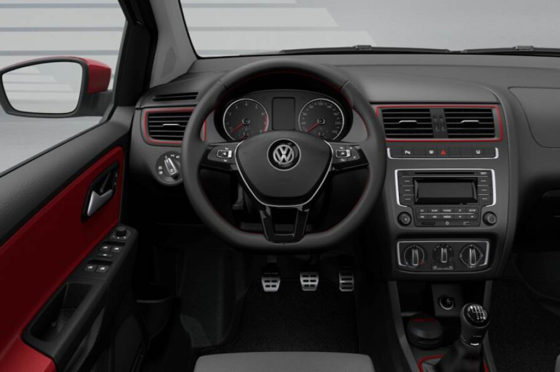 VW Fox Pepper