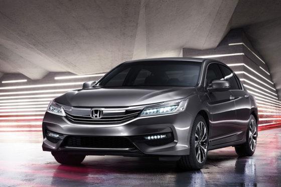 Honda Accord MY 2017