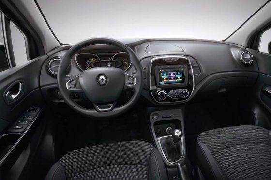 Renault Kaptur de Rusia