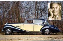 Subastaron el Rolls Royce de Sandrini en 230 mil euros