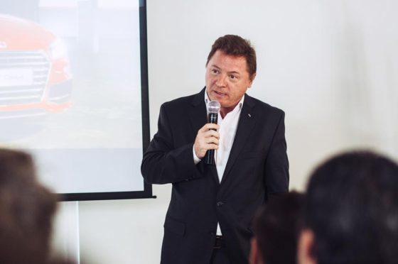 Conrado Wittstatt, gerente general de Audi Argentina