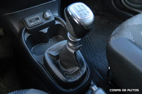 Test Fiat Mobi - Foto: Cosas de Autos