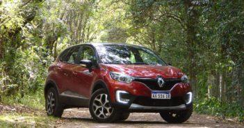 Test del Renault Captur - Foto: Cosas de Autos