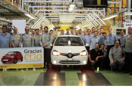 Ultimo Renault Clio Mío