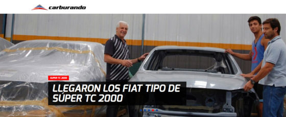 Fiat Tipo Super TC2000