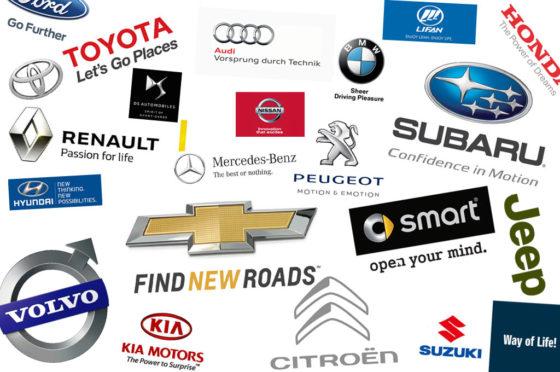 Logos Automotrices