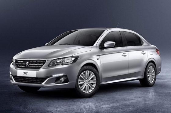 Nuevo Peugeot 301 2017
