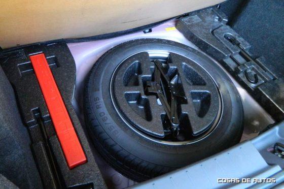 Test Geely 515 hatch - Foto: Cosas de Autos