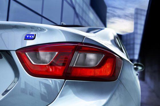 Chevrolet Cruze Turbo Diesel