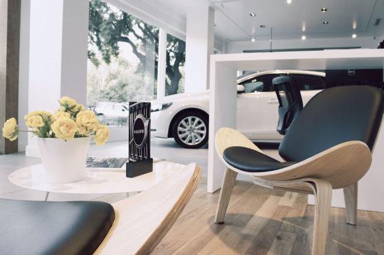 Argentina: Volvo inauguró su nuevo showroom boutique en Palermo