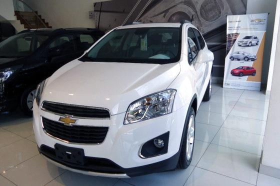 Chevrolet Tracker con descuento