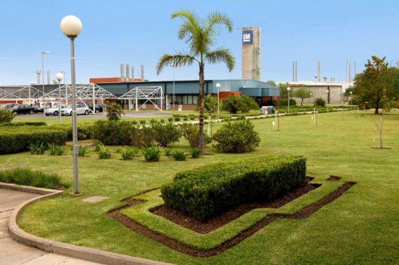 Planta GM de Rosario