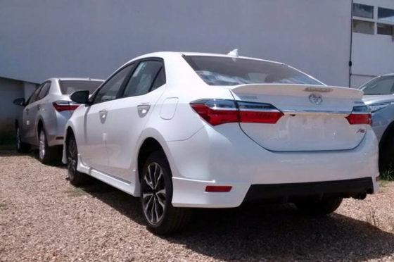 Nuevo Corolla XRS