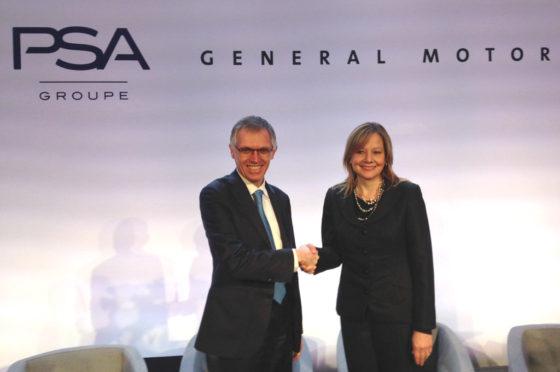 PSA compró Opel y Vauxhall