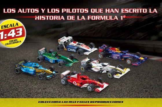 Colección Salvat de Fórmula 1