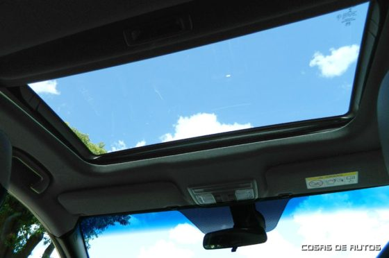 Test del Honda Civic 1.5 Turbo - Foto: Cosas de Autos