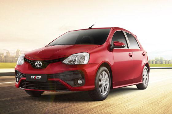 Toyota Etios MY 2017