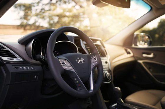 Hyundai Grand Santa Fe V6