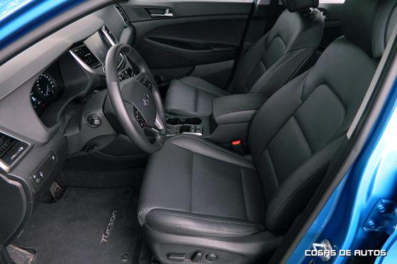 Test Hyundai Tucson 4x4 - Foto: Cosas de Autos