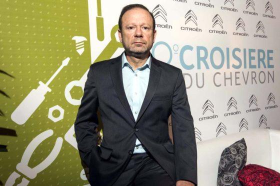 Juan Carlos Risolino, director de Posventa de Citroën Argentina