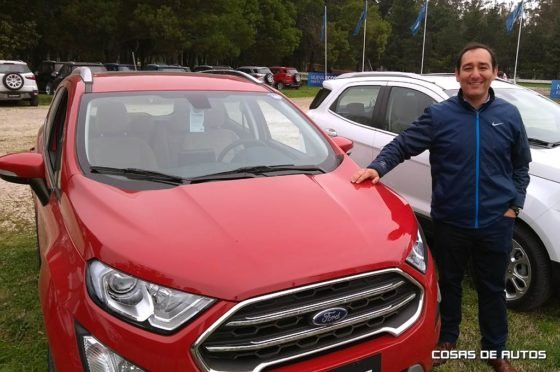 André Luis Hirata De Oliveira, Director de Ingeniería Vehicular de Ford