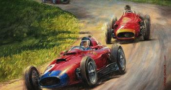 Fangio 1957 por Jorge García