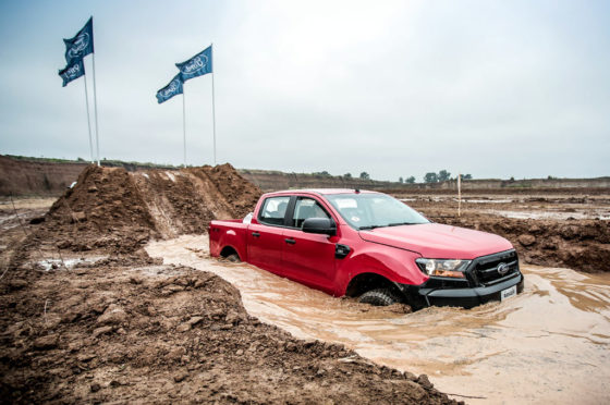 Ford #Ranger Experience