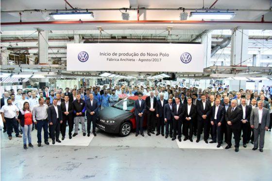 VW Polo Anchieta