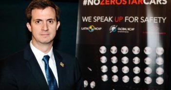 Alejandro Furas, secretario general de Latin NCAP.
